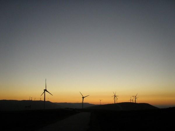 Investigación en energía eólica en Colombia